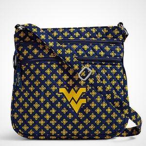 University of West Virginia Vera Bradley Hipster